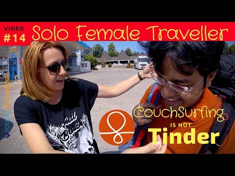 COUCHSURFING FOR GIRLS My experience with a Female Couchsurfer in Turkey