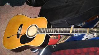 Drop C Capo acoustic finger picking song 1 - Rockasets - Original Music 2011