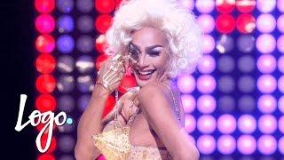 Madonna's 'Truth or Dare' Film Inspired Raja | Strike a Pose | Logo