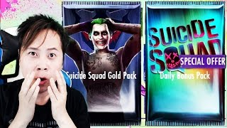 Suicide Squad - Joker Unhinged Pack Opening Gameplay Pt 12 | Injustice: Gods Among Us