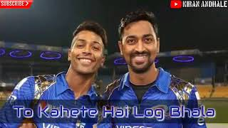 best pandya brother tribute song