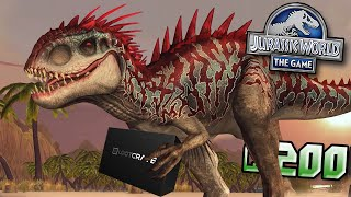 BEACH DAY!! || Jurassic World - The Game - Ep200 HD #AD