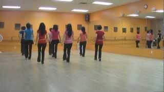 Amazing Grace - Line Dance (Dance & Teach in English & 中文)