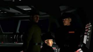 X-wing Alliance Cutscene: Rebels Escape Into Hyperspace