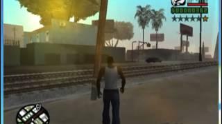 لعبة حرامي سيارات - جراند سان اندريس