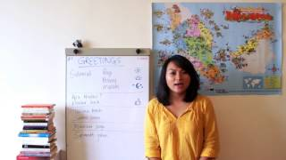 [Learn Malay] #1: Basic Greetings