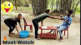 Must Watch Funny😂 😂Comedy Videos 2018 - Episode  25 || Bindas fun ||