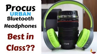 Procus Urban Bluetooth Headphones | Different from Others | Diwali Giveaway Days