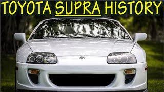★Toyota Supra History★