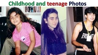 Bollywood Celebrities Rare Childhood And Teenage Photos Part 2