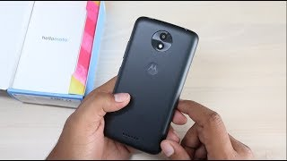 Moto C Plus Unboxing, Hands on, Camera, Features Price