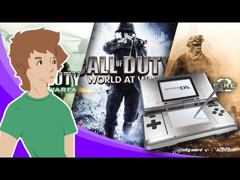 Xxx Mp4 A Look At Call Of Duty S Nintendo DS Games Part 1 Port Patrol 3gp Sex