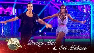 Danny Mac & Oti Mabuse Cha Cha to 'Cake By The Ocean' - Strictly Come Dancing 2016: Week 1