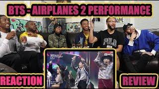 방탄소년단 - Airplane Part.2 (BTS - Airplane Part.2) │BTS COMEBACK SHOW REACTION/REVIEW