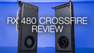 DUAL RX 480s in Crossfire - the Best Budget Graphics Card