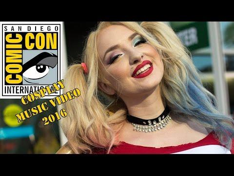 Xxx Mp4 San Diego Comic Con SDCC Cosplay Music Video 2016 3gp Sex