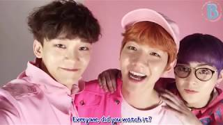 [ENG] 170526 NYLON JAPAN - EXO-CBX Special Selfie Movie