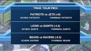 Time to Schein: Week 6 NFL picks