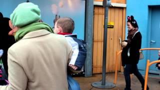 Disney Paris - Fevereiro 2012