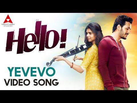 Xxx Mp4 Yevevo Video Song Hello Video Songs Akhil Akkineni Kalyani Priyadarshan 3gp Sex
