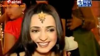 Is Pyaar Ko Kya Naam Doon SBS 17th January 2012 AKAASH   PAYAL'S SANGEET   YouTube