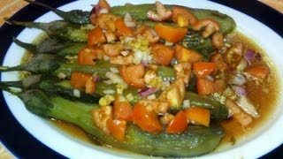 Eggplant Salad ( Ensaladang Talong )