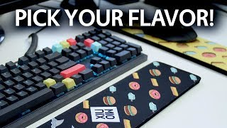 Is It FRESH? -- Mionix Wei Keyboard & Flavored Accessories