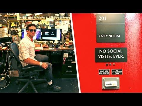 Casey Neistat s Wildly Functional Studio