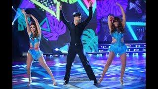 Silvina Luna, Leandro Nimo y Ximena Capristo bailan