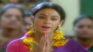 Om Jagathguravenamaha Full Video Song || Rowdy Gari Pellam Movie || Mohan Babu, Sobhana