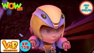 Vir: The Robot Boy - Earth in Trouble - As Seen On HungamaTV - IN ENGLISH