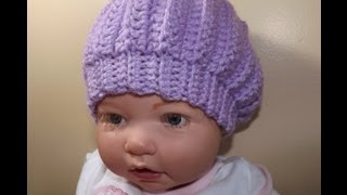 Download Crochet baby hat - with Ruby Stedman 3Gp Mp4