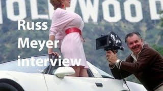 Go Beneath the Valley of the Ultra Vixens with director Russ Meyer! INTERVIEW