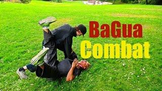 Combat Bagua Zhang - THROWS!  Real Pakua Chang Throws