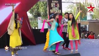 Star Parivaar Awards 2014 : Your favourite stars in Ahmedabad