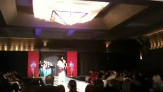 BollyFit dances Fashion Runway 2011 South Asian Fashion Show Nagada