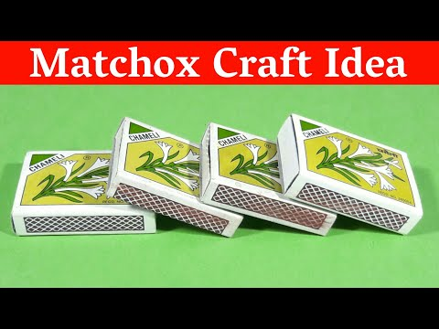 Xxx Mp4 Best Out Of Waste Matchbox Reuse Idea Waste Material Craft Idea Recycle Matchbox Basic Craft 3gp Sex