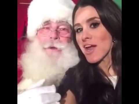 Santa i want a Big fat cock in my ass