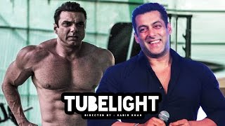 Sohail Khan's HOT MUSCULAR BODY For Salman's TUBELIGHT