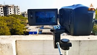 Sony Handycam HDR-CX405 HD Camcorder Unboxing And Review By Khadija productions