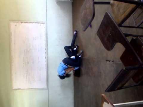 pelea en liceo de tinaquillo en el manuel arocha