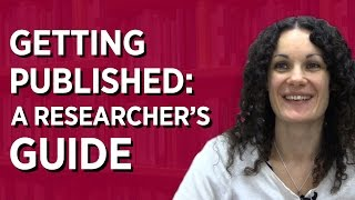 Getting Published: A Researcher's Guide