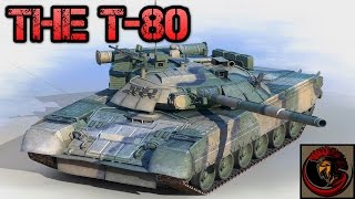 Russian T-80 Main Battle Tank - Review