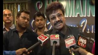 Press conference of sharmaine era music institute SHRAVAN RATHOD (NadeemShravan fame)