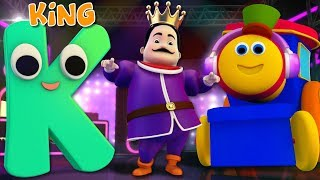 Phonics Letter K | Learning Street With Bob | Toddlers Songs | ABC Videos For Babies by Kids Tv