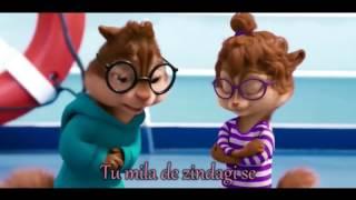 Baarish Full Video Chipmunks with Lyrics   Half Girlfriend