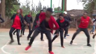 Korede bello   'ROMANTIC'  dance Video   YouTube