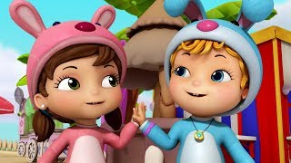 Humare Dost! Humare Friends! | Hindi Rhymes for Children | Infobells