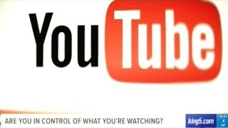 NEWS ACCUSES YOUTUBE OF SPREADING CONSPIRACIES!