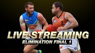 NEAFL Elimination Final - Gold Coast v NT Thunder